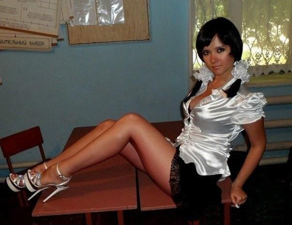 фото русских школьниц частное № 39848 загрузить