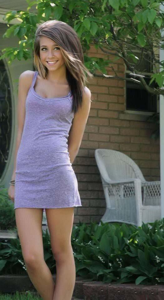 миленькая девушка фото