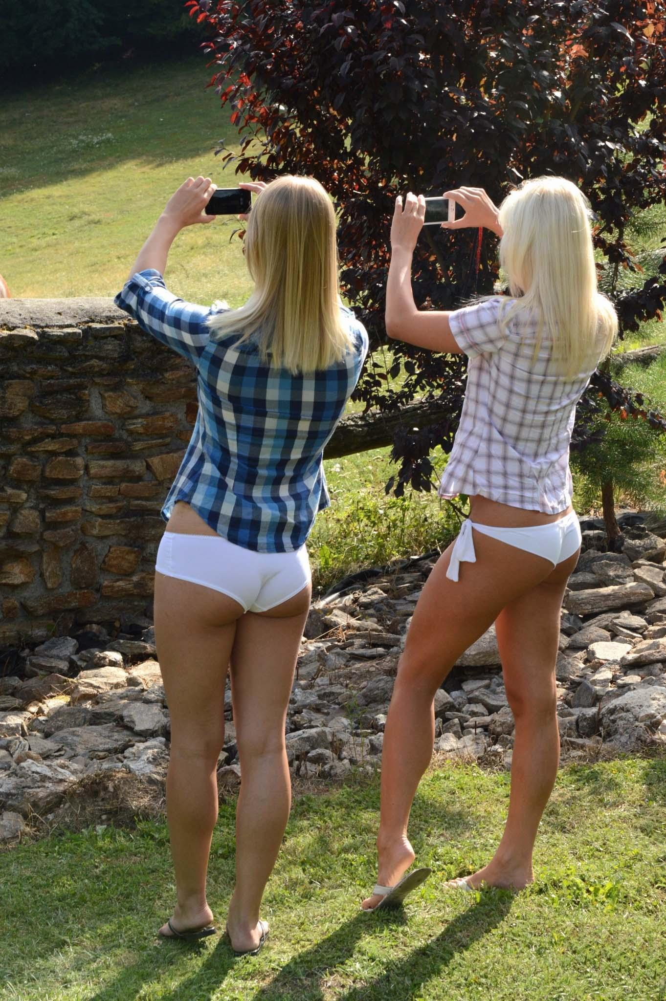 Пошлая блондинка фото 21 фотография