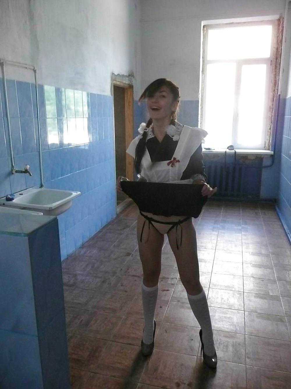 Фото вчителя в туалетів 5 фотография